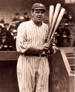 a report on the career and fame of george herman ruth babe ruth during the 1920s Sports in 1920's america during the growth in popularity of baseball in the 1920s, along came the man who would forever change baseball as a sport, babe ruth george herman babe ruth jr was born on february 6, 1895 baltimore, maryland.