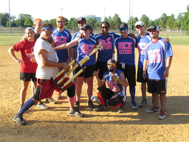 The 2015 Runners-up: Dick-Taters