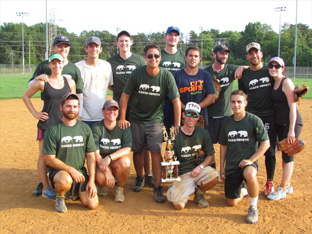 The 2014 Fourth Place Team: Naked Shorts